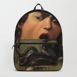 "Michelangelo Merisi da Caravaggio ""Medusa"" Backpack"