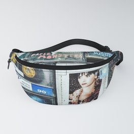 Old cassettes Fanny Pack
