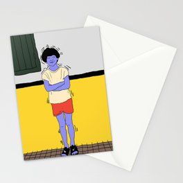 Enfant terrible Stationery Cards