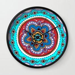 Isfahanapalooza Wall Clock