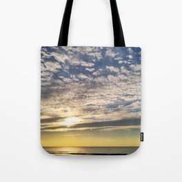 Beach at Port Franks, Ontario Tote Bag