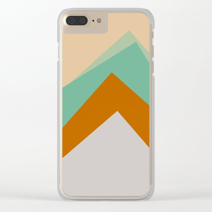 The Nordic Way VI Clear iPhone Case