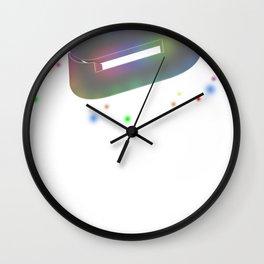 Storm Spectrum Wall Clock
