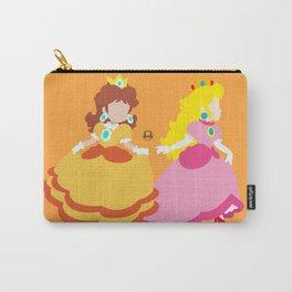 Princess Daisy & Princess Peach (Sarasaland Theme) Carry-All Pouch