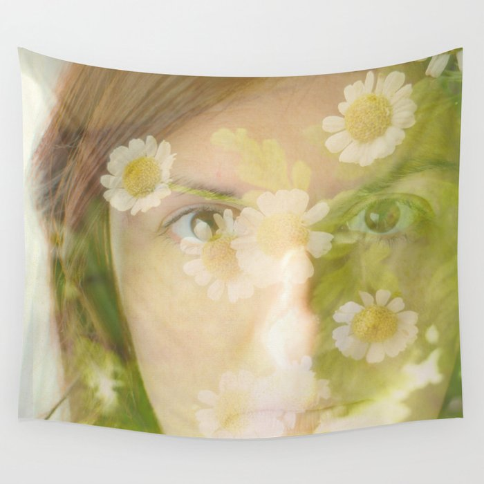 Spring that never ends Wall Tapestry