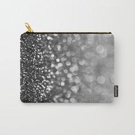 Ebony Sparkle Carry-All Pouch
