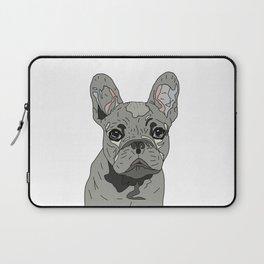 Frenchie Bulldog Puppy Laptop Sleeve