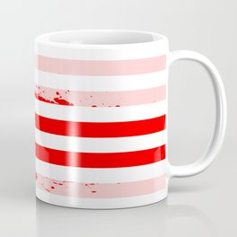 USA Flag Splash Coffee Mug