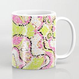 Psychedelic Haring Coffee Mug