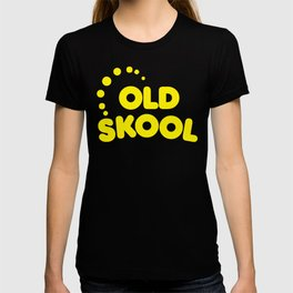Old Skool Music Quote T-shirt