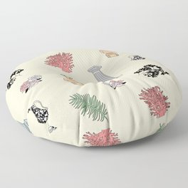 MEU AMOR Floor Pillow