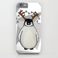 Penguin Christmas Slim Case iPhone 6s