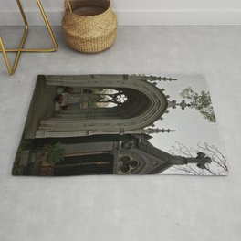 The Grey Grandeur Rug
