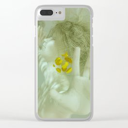Android Clear iPhone Case