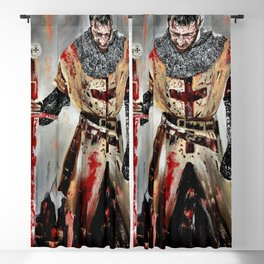 The Knights Templar Blackout Curtain