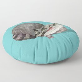 Manul Cat 2 Floor Pillow