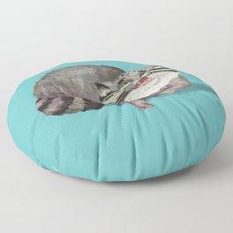 Manul Cat 2 Floor Pillow