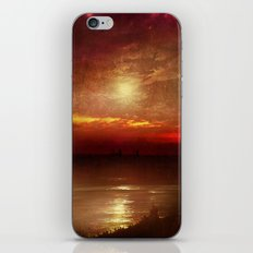 Music from the sun iPhone Skin