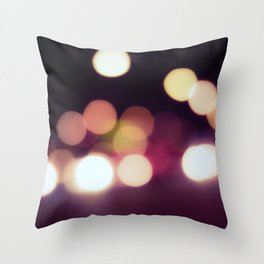 Sweet Sparkles Throw Pillow