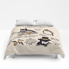 the lesser known utility belt items Comforters