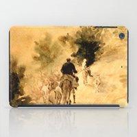 return iPad Cases featuring Return Home by Vargamari