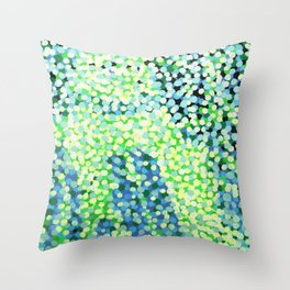 The Shadow Walkers Throw Pillow