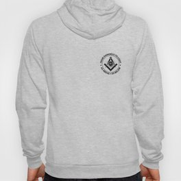 Freemasonry emblem Hoody