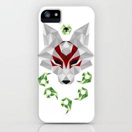 Crystal Okami iPhone Case
