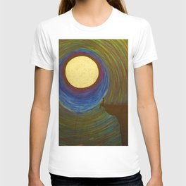 Night side T-shirt
