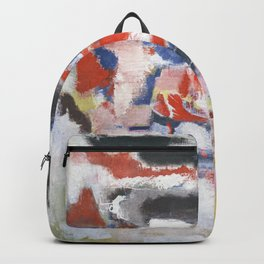 Mark Rothko - No 18 - 1946 Artwork for Wall Art, Prints, Posters, Tshirts, Men, Women, Youth Backpack