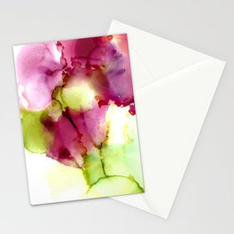 Accidental Tulips Stationery Cards