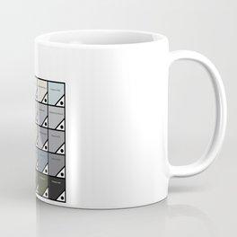 50 Shades of Grey - Pantone Not Porn Coffee Mug