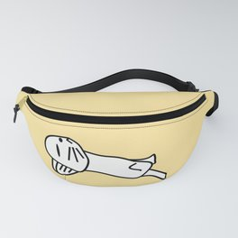 Snow in Sun Fanny Pack