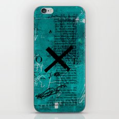 BACK PAGES #I iPhone & iPod Skin