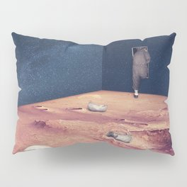 Escape from Mars Pillow Sham