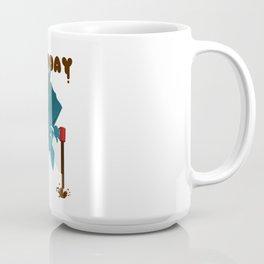 Bat Monday Coffee Mug