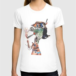 Joint lady T-shirt