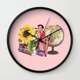 Super Smarty Pants Wall Clock