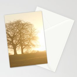 The light within us Stationery Cards