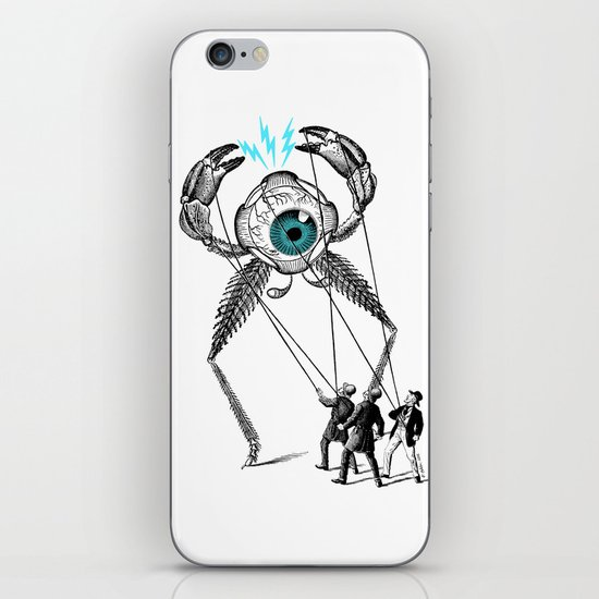 The Taming  iPhone & iPod Skin