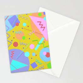 Memphis #43 Stationery Cards