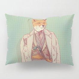 Jay the Fox Pillow Sham