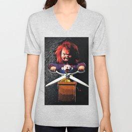 Chucky Unisex V-Neck