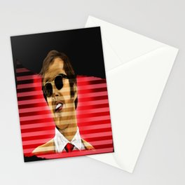 Nick Nick in Flag - Re-issue Stationery Cards