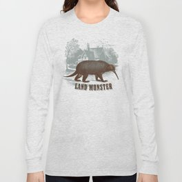 Land Monster Long Sleeve T-shirt