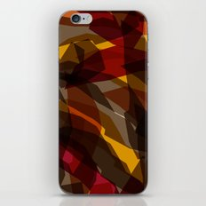 Earth Texture Background iPhone & iPod Skin