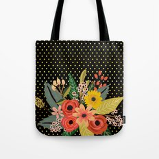 Flowers bouquet #2 Tote Bag