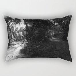 moral  bifurcation Rectangular Pillow