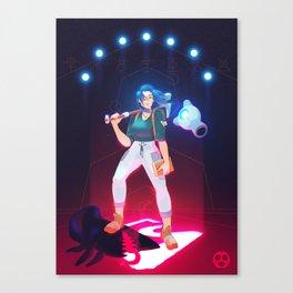 NYKRA Canvas Print