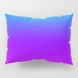 Blue/Pink Gradient Pillow Sham